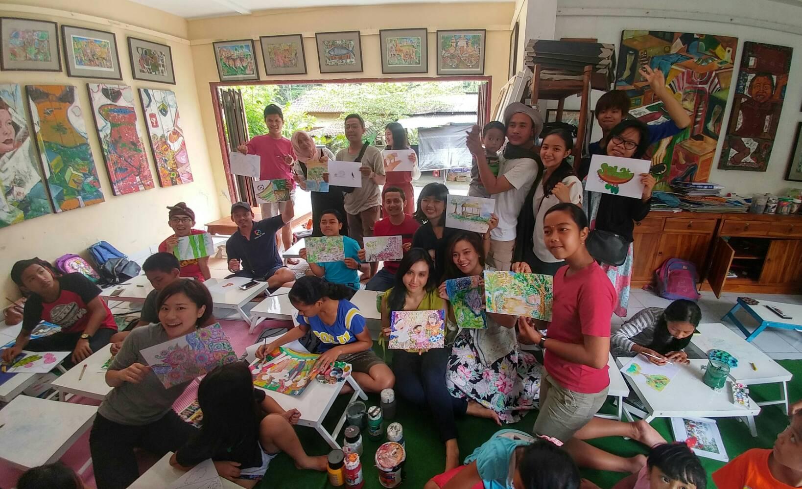 10/21バリの子どもに図書館を!~インドネシア料理を楽しみながらのチャリティランチ会~