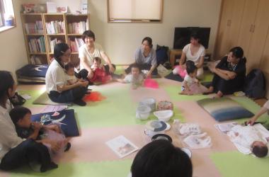 10/11(火)ちいさい子どもと子育て防災〜ふだんのくらし・おんぶ・おむつ〜